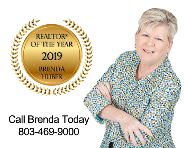 Brenda Huber Realtor of the Year